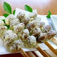 むかごの天ぷら