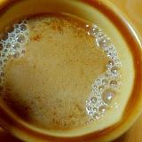 ココナッツミルクのキャラメルカクテル
