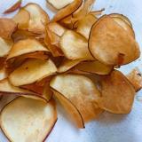皮つきさつま芋のオーブン焼き