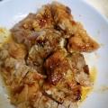 塩麹豚ロースのブラックペッパー焼き