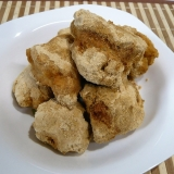 きな粉豆腐ドーナツ