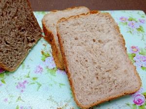 ホームベーカリーで☆練り込みあん食パン