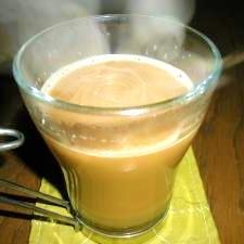どっちつかずのカフェ・ショコラータ
