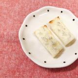 【離乳食後期】しらすマヨネーズの食パン