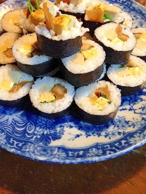 昔ながらの手作り☆巻き寿司