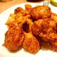 鶏の唐揚げ めんつゆで味付け簡単★