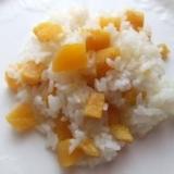 簡単!安納芋の炊き込みご飯