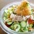 野菜を食べよう!「豚しゃぶサラダ」