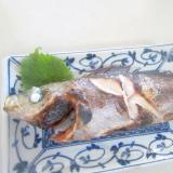 イサキの味醂と塩焼きグリル