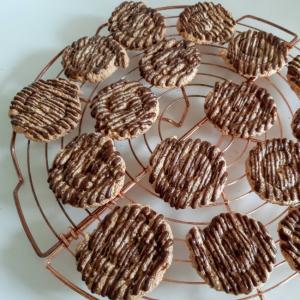卵白のみで作るココナッツのクッキー
