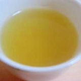オレンジ緑茶