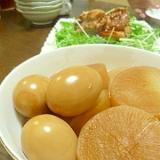 大根と卵の煮物