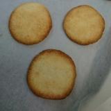 練乳クッキー