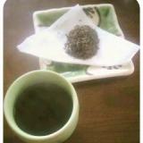煎茶をオーブンで 香ばしい煎りたて自家製ほうじ茶