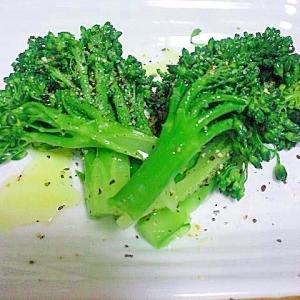 ハートブロッコリーサラダ