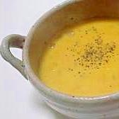 かぼちゃと豆乳のスープ☆