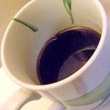 黒蜜ウィスキー香る♪コーヒー