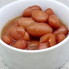 金時豆の☆塩を使ってあっさり煮豆
