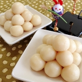 もっちり☆豆腐だんご(2種類の味)