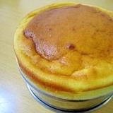 フロマージュブランのベイクドチーズケーキ