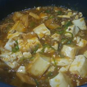 ピリ辛大人の本格麻婆豆腐