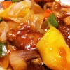 中華の定番!「酢豚」