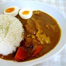 お肉いっぱいカレー☆
