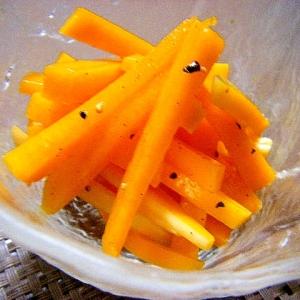 バターナッツ南瓜のマリネ