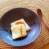 片栗粉で作る、もっちり美味しい☆ピーナッツ豆腐