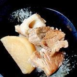 炊飯器で豚の煮物