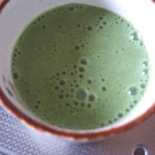豆腐&きな粉でイソフラボンアップ★青汁