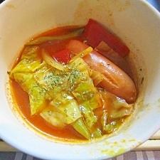 手作りがうれしい*トマト鍋*
