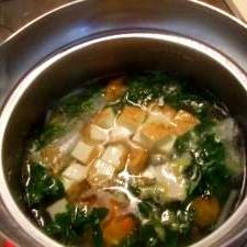 肉、鮭なくても気軽に出来るサッパリ粕汁