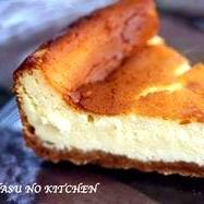 【手土産に♪私のチーズケーキ】