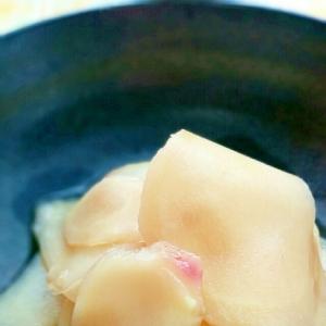 我が家の『ガリ』~新生姜の甘酢漬け~