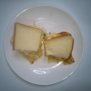 ハムエッグチーズサンド