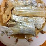 太刀魚煮つけ