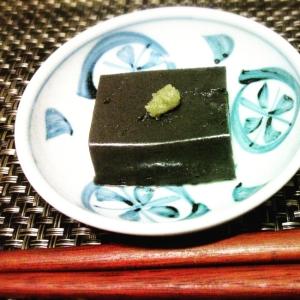 簡単!濃厚!健康!胡麻豆腐