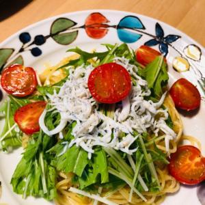 簡単で失敗しないトマトのペペロンチーノ