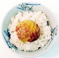 栗の炊き込みご飯