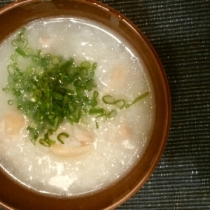 簡単サムゲタン風スープ(調達しにくい材料使いません