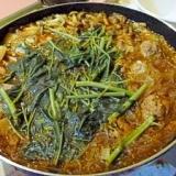 自家製キムチで辛さ自在☆キムチチゲのスープ