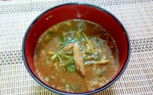 韓国いわしスープ(チョンオリクッ)レシピ♪