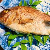 鯛のオーブン焼き☆2020バージョン