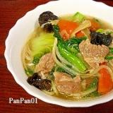 中華あん麺