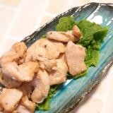 冷凍コストコさくら鶏むね肉の魚グリル焼き