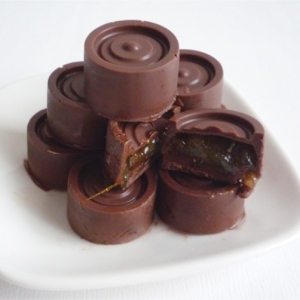 パッションフルーツパインチョコレート