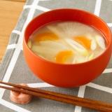 白味噌のお味噌汁/White Miso Soup
