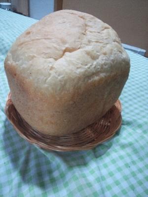 外パリ中もち♪基本の食パン1.5斤