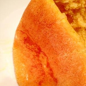 HB使用!プリンリメイク☆プリン入りのパン